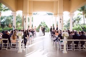 Gorgeous garden wedding