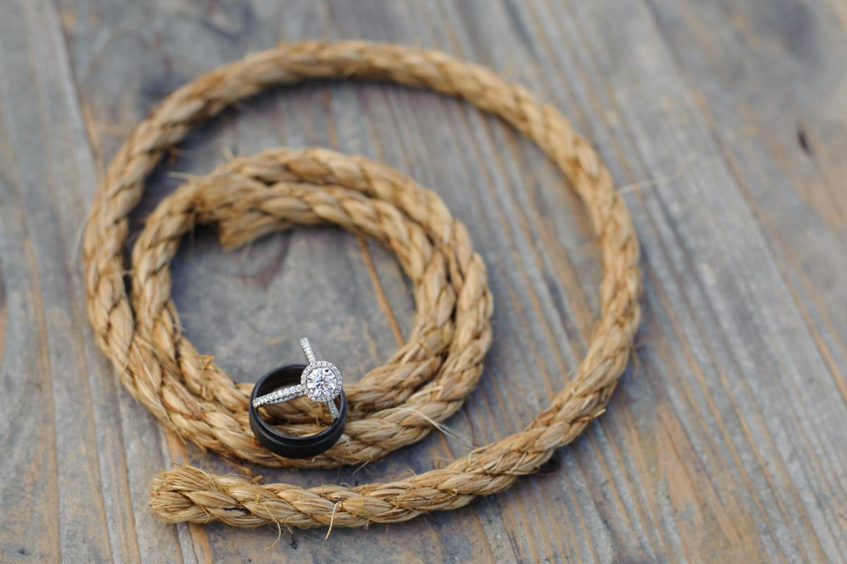 nauticalwedding-bridegroomringset