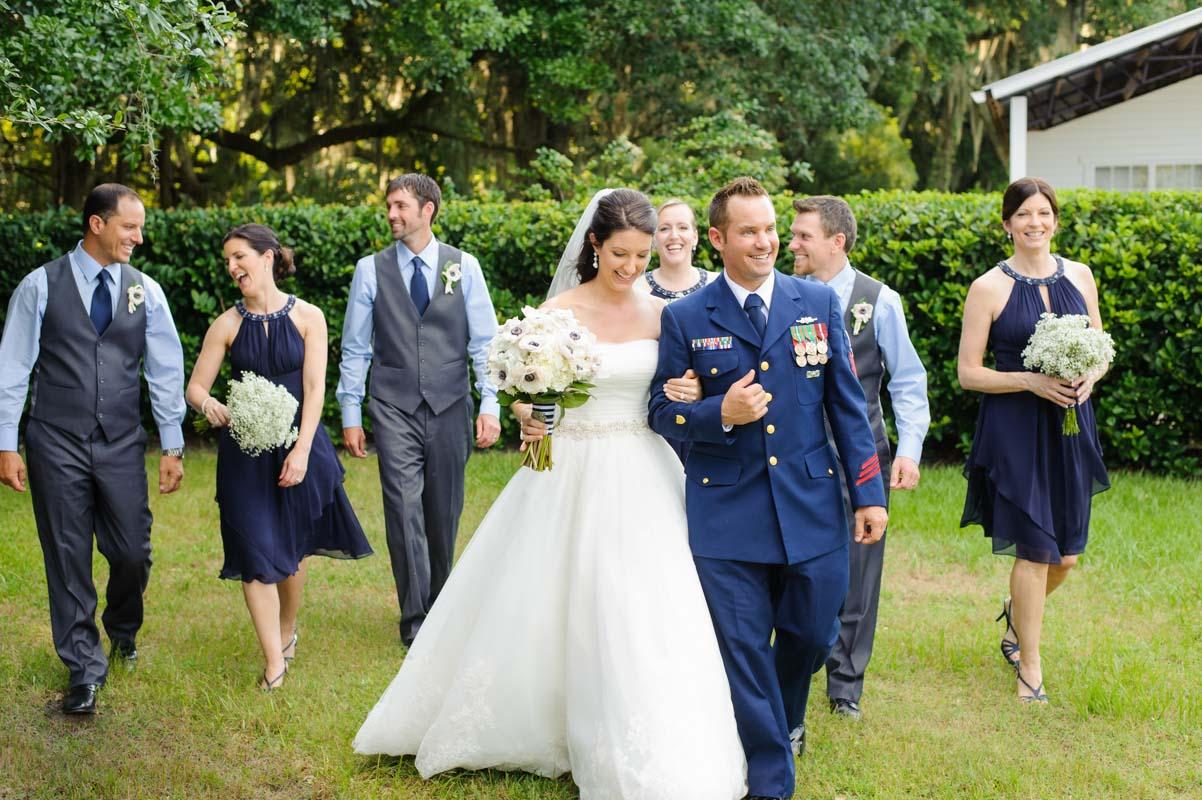 nauticalwedding-weddingparty